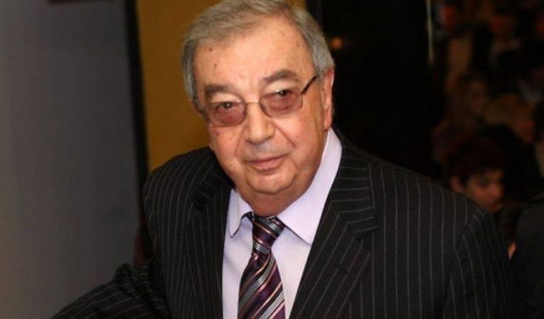 Evgeny Primakovは亡くなりました