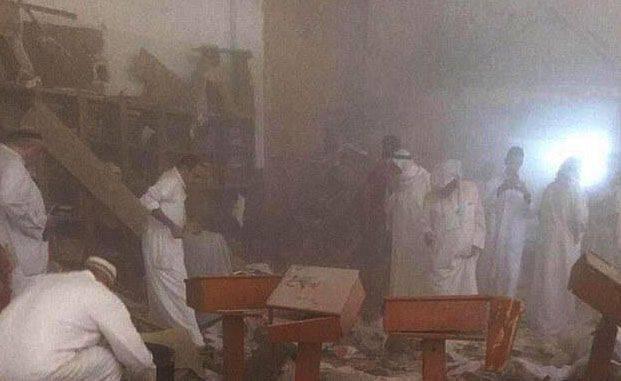 シリアのコバニでクウェートのモスクへの流血のテロ攻撃と民間人へのIS過激派の虐殺