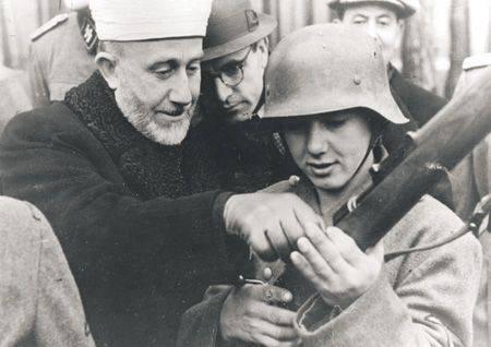 La promesse nazie de l'Orient arabe
