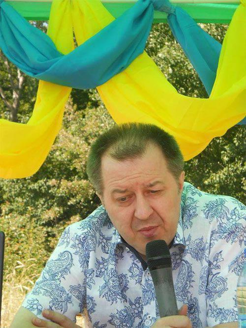 """O plano do cientista político ucraniano sobre o que fazer com a Crimeia, o DPR e o LPR depois do seu """"regresso"""" à Ucrânia"""