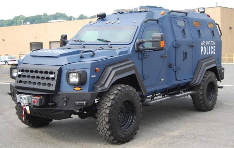 Veículo de patrulha de reconhecimento canadense Gurkha