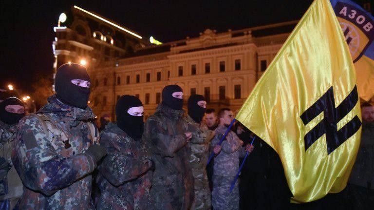"""Ministério da Defesa do Canadá: """"Azov"""" - a ovelha negra da nova Ucrânia"""