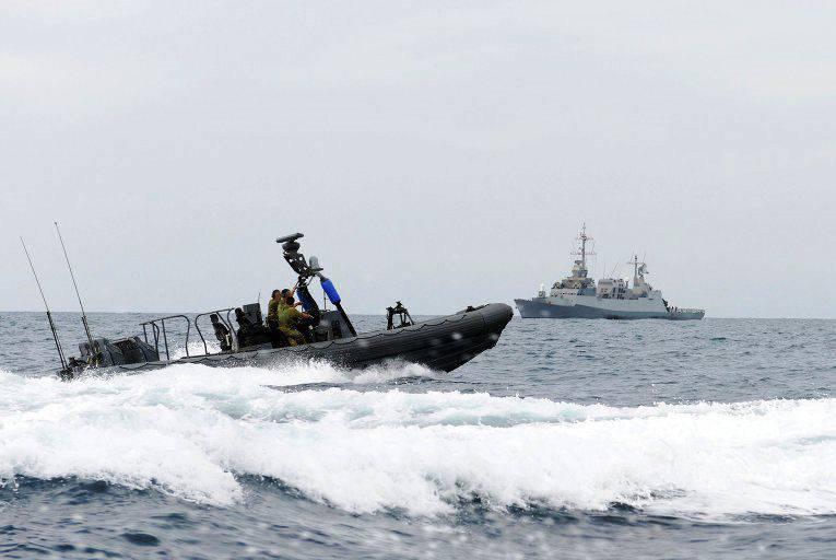 Israel anunciou a detenção de um navio com ativistas pró-palestinos