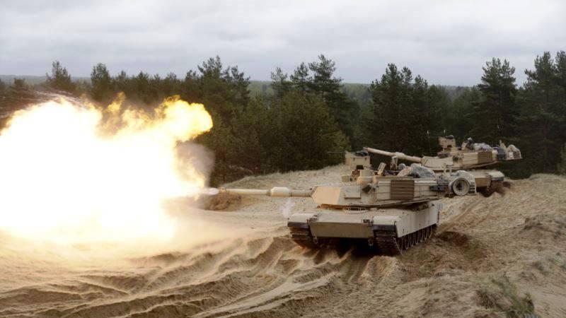 東ヨーロッパに現れるべきアメリカの武器についてのいくつかの詳細