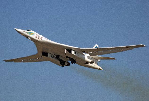 KRET는 Tu-160을위한 천문학 시스템을 개발했다.