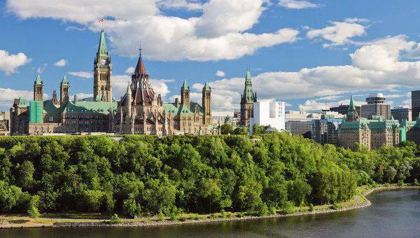 Canadá impôs sanções adicionais contra a Federação Russa