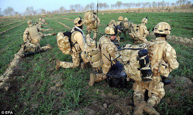 Sondagem da ICM Research: 28% dos residentes da UE dizem que um exército europeu defenderia melhor os interesses da UE do que a OTAN