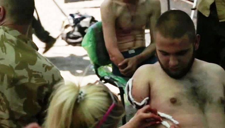 Forças de segurança ucranianas por insistência de instrutores americanos em vez de manequins usam ex-colegas, mutilados em batalha
