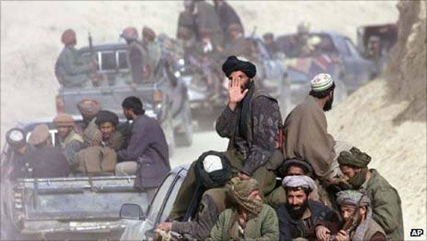 Reivindicações militares dos EUA se dividem no movimento do Taleban