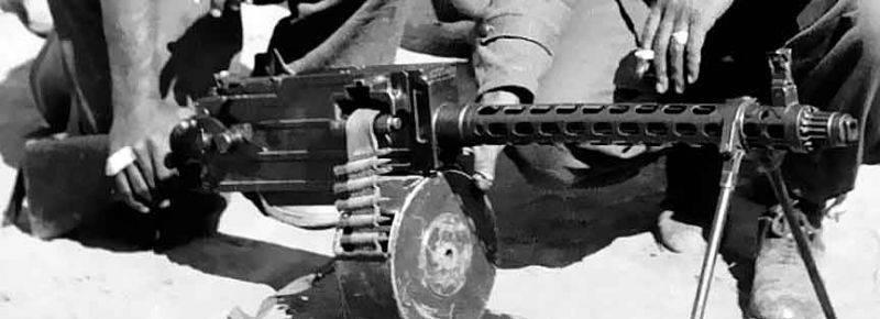 Советский конструктор ручного пулемета