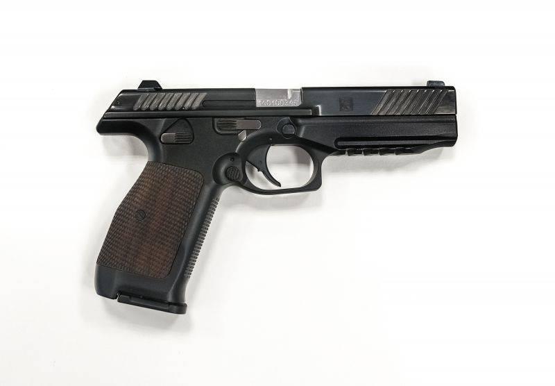 пистолет пл фото