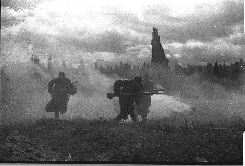 Рукопашный бой: секретное оружие Красной Армии