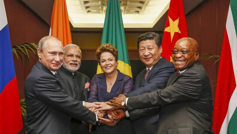 Músculos do BRICS