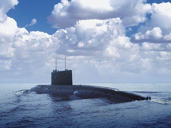 "Vietnã recebeu o quarto submarino russo ""Varshavyanka"""
