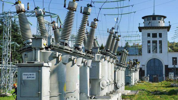 Ukrenergo interrompe fornecimento de energia para a Crimeia