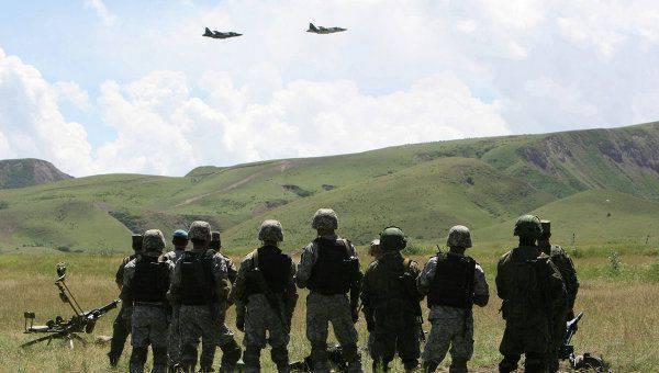 O primeiro batalhão de engenharia de assalto apareceu na Federação Russa