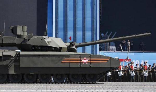 Mídia dos EUA: Armata russa revive interesse em tanques no mundo