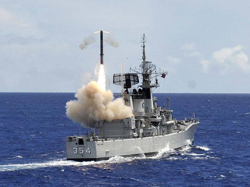 Na Federação Russa estão desenvolvendo um novo míssil anti-navio