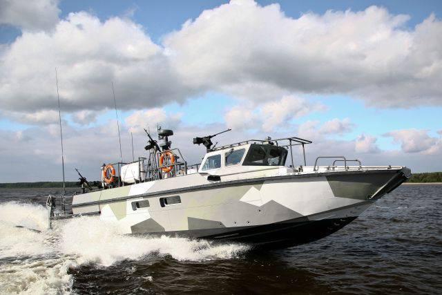 """No IMDS-2015 Preocupação """"Kalashnikov"""" pela primeira vez apresentará um único grupo de combate de embarcações de desembarque multiuso"""