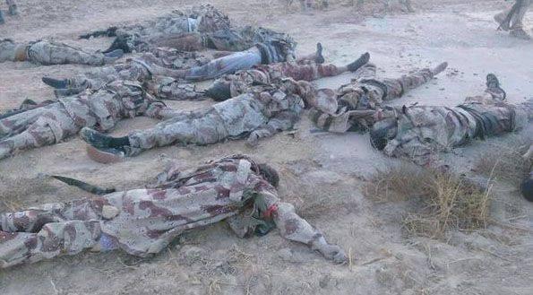 As batalhas sangrentas do exército e da polícia do Egito com militantes na Península do Sinai