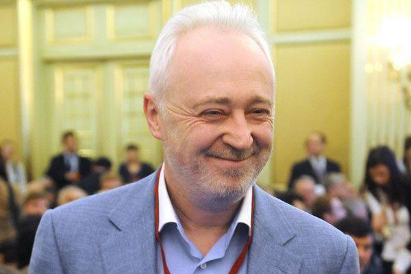 Sur le soupçon de détournement de 300 millions de roubles, l'allié de Chubais sur Rosnano, Leonid Melamed, a été arrêté