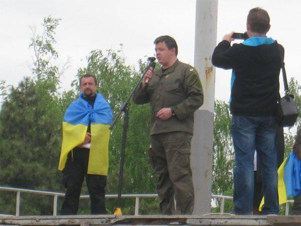 Mídia ucraniana: Procurador-Geral da Ucrânia preparou um pedido para a remoção da imunidade parlamentar de Semenchenko e Mosiychuk
