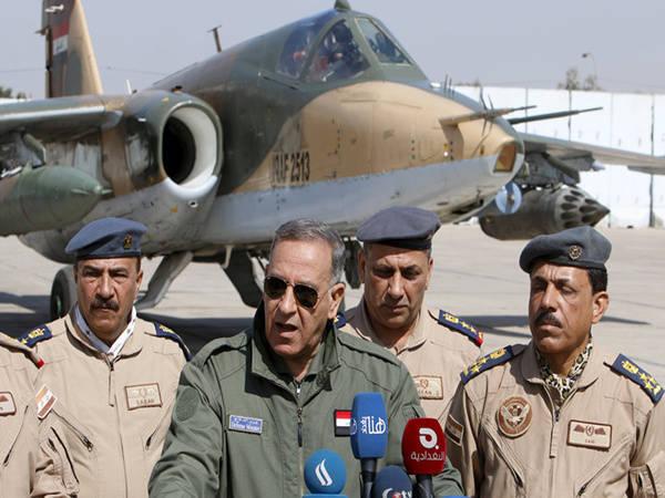 Unsere Waffen sind zurück im Irak