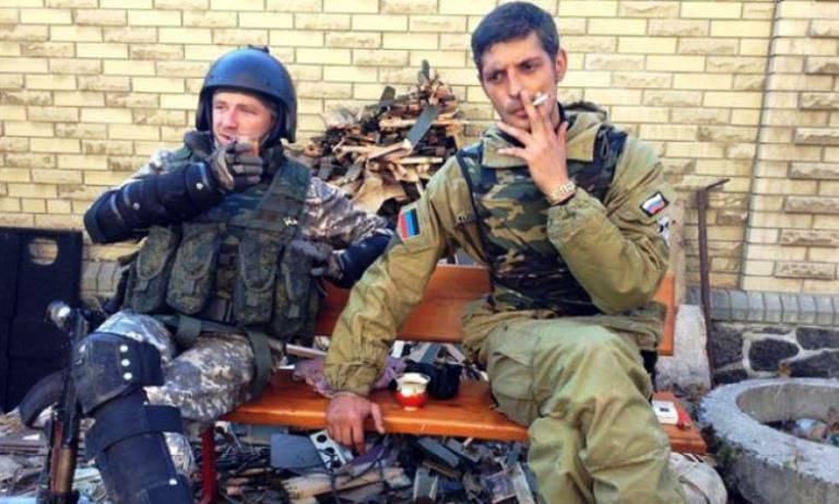 """O SBU fez e transferiu para Washington uma lista de generais russos, """"comandantes"""" da milícia"""