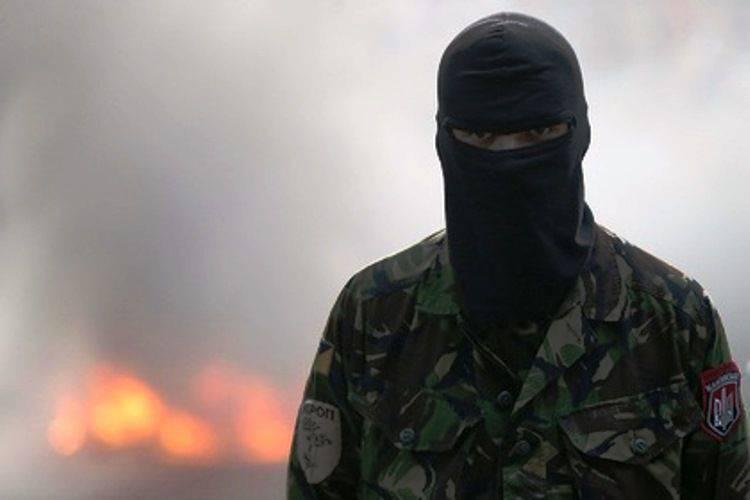 Das ukrainische Justizministerium erklärte die UNA-UNSO zur faschistischen Organisation.