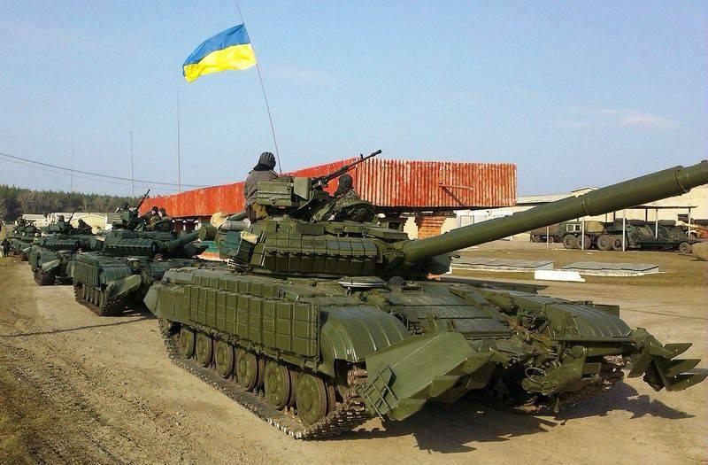 L'armée ukrainienne a besoin de tankers, de parachutistes et d'artillerie