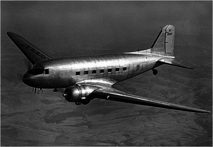 Lee-xnumx. Flugzeug-Ära
