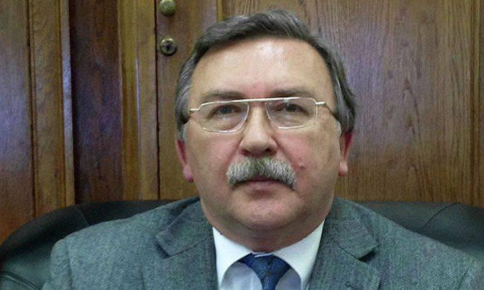 Michail Uljanow: Es ist unmöglich, sich in Fragen der nationalen Sicherheit nur auf Worte zu verlassen