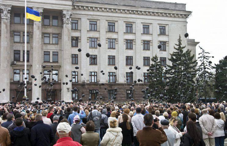 La Chambre des syndicats d'Odessa sera transférée au siège de la marine ukrainienne