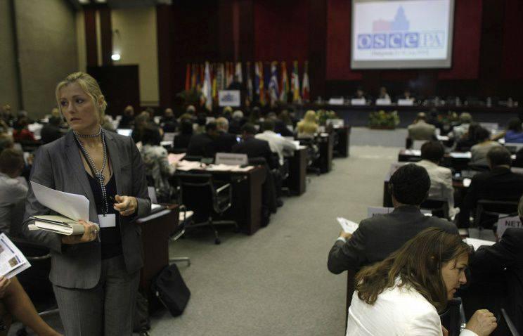 Député à la Douma d'Etat de la Fédération de Russie: Nous considérons que les décisions de l'actuelle Assemblée parlementaire de l'OSCE sont juridiquement nulles