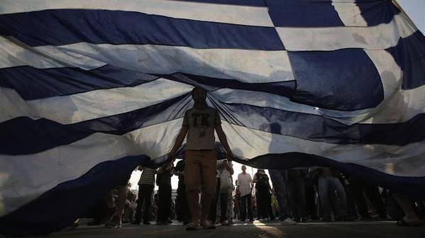"""Und in Griechenland """"mit vorgehaltener Waffe""""? .."""