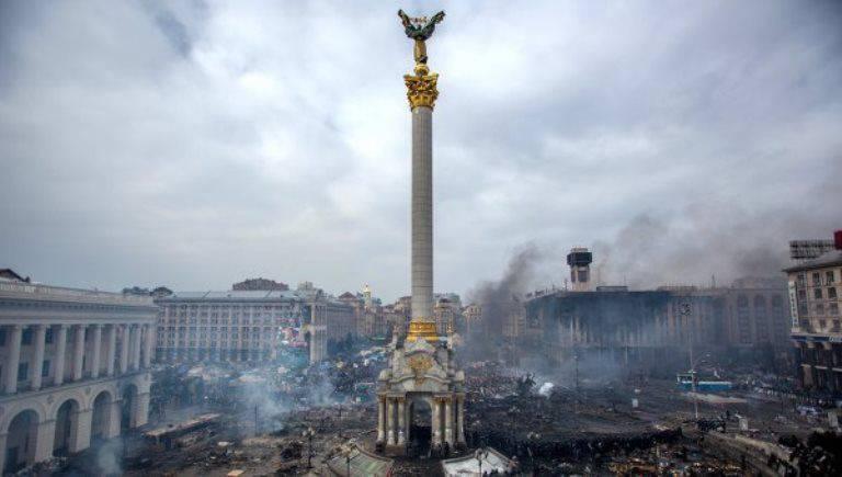 """Beobachter: Die Vereinigten Staaten haben den Zeitpunkt für die """"Demokratisierung"""" der Ukraine erfolgreich gewählt"""