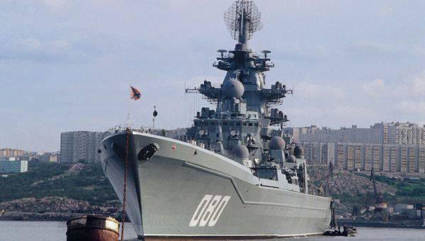 No programa de construção naval da Marinha Russa, a prioridade é dada à frota de submarinos nucleares