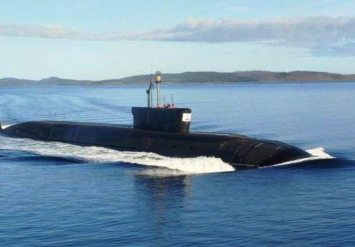 """No Conselho da Federação irá estabelecer um sistema """"Bateria"""", que irá """"ouvir"""" qualquer submarino"""