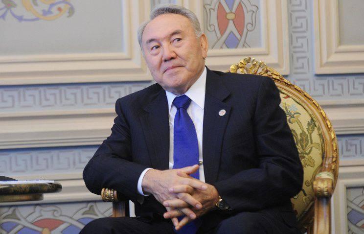 Nursultan Nazarbayev: para conquistar a independência - não significa preservá-la