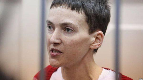 L'affaire Nadezhda Savchenko préparée pour être soumise à la cour
