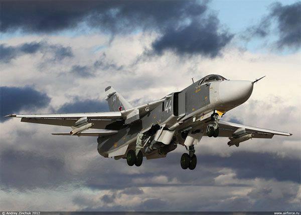 Experten sprechen über die Ursachen häufiger Unfälle mit dem Flugzeug der russischen Luftwaffe