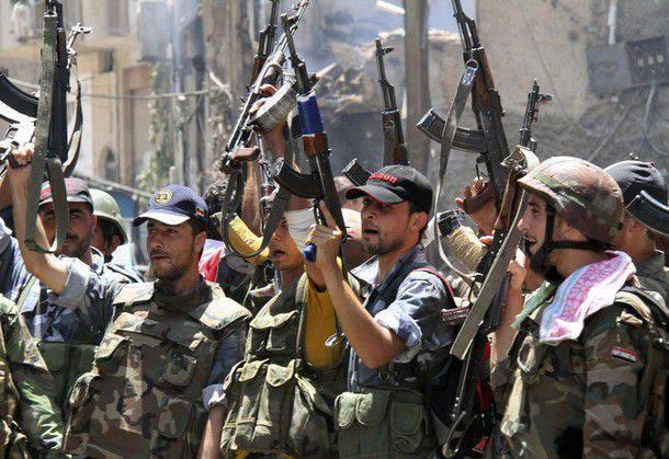 Militares sírios repeliram militantes de ataque na cidade de Aleppo
