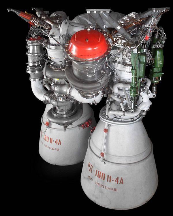 Source: Beijing s'intéresse aux moteurs RD-180