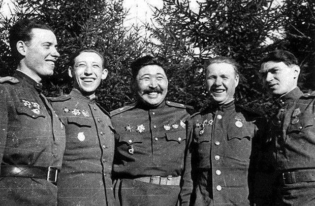 Quantos heróis foram na URSS durante a Grande Guerra Patriótica