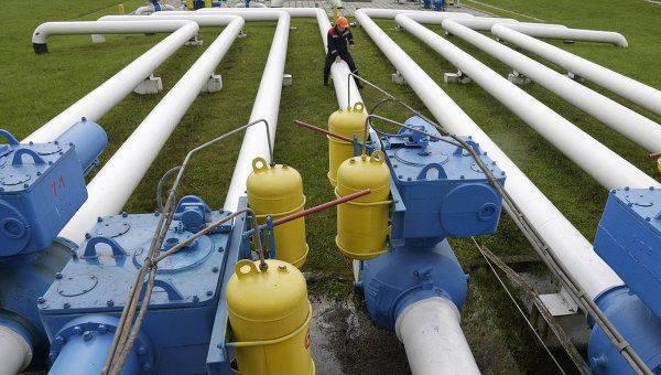 Yatsenyuk e Poroshenko deram garantias sobre o trânsito de gás