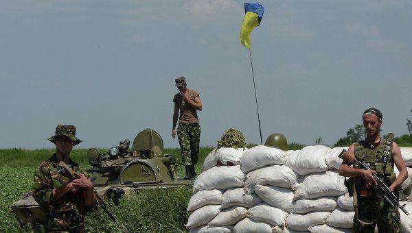 La signature de l'accord sur le retrait des armes dans le Donbass reportée au mois de juillet 21