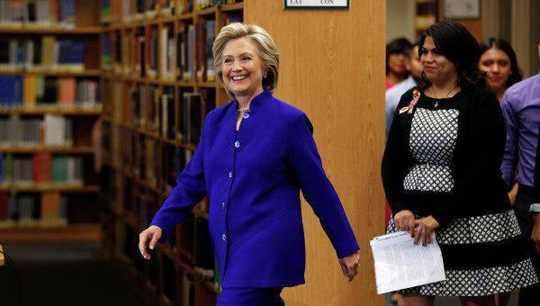 Hillary Clinton a accusé la Russie de parrainer des cyberattaques