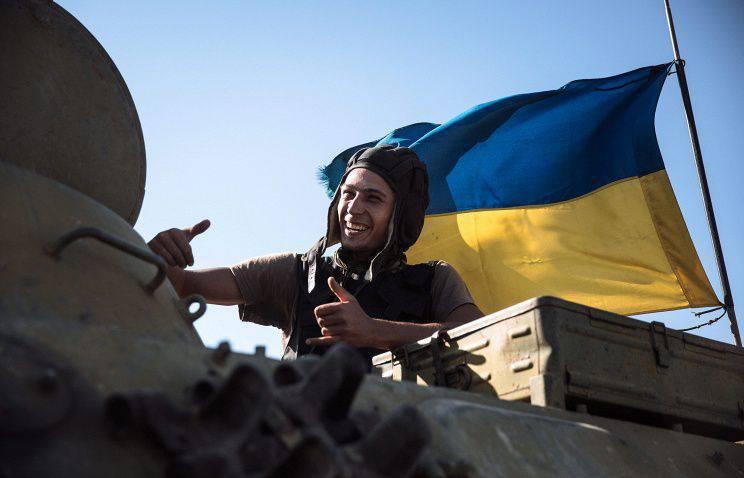 En 2014, l'Ukraine a vendu des chars 23 et des véhicules de transport de troupes blindés 28