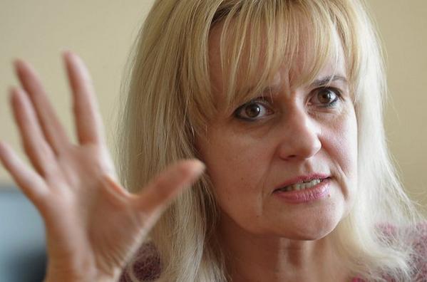 In Russland ein Strafverfahren gegen Irina Fahrion