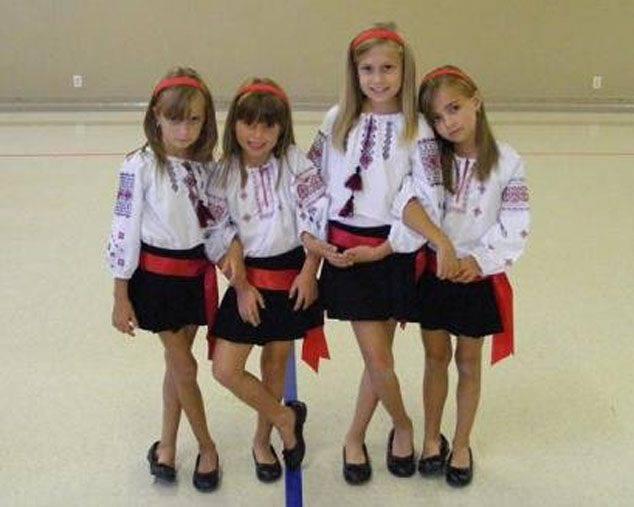 Outra peremoga ucraniana: a Ucrânia está entre os líderes no número de crianças enviadas para adoção nos EUA.